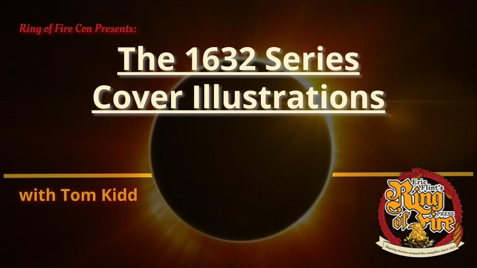The 1632 Series Cover Illustrations