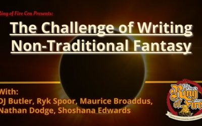 The Challenge of Writing Non-Traditional Fantasy