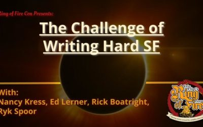 The Challenge of Writing Hard SF