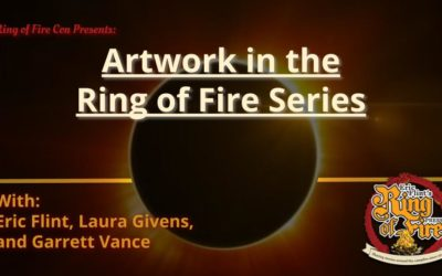 Artwork in Ring of Fire Series