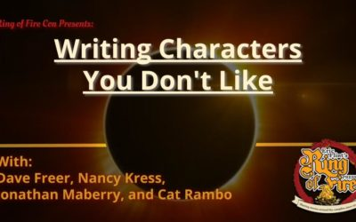 Writing Characters You Don't Like