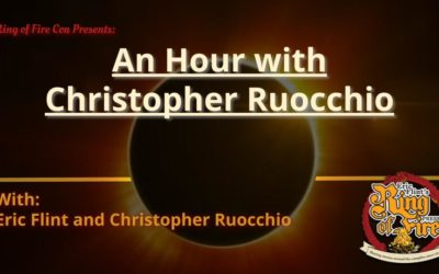 An Hour with Christopher Ruocchio