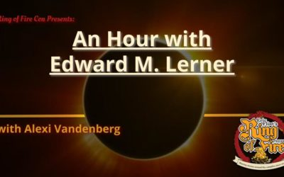An Hour with Edward M. Lerner
