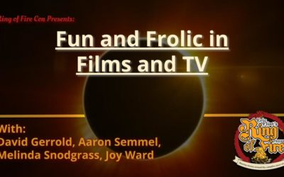 Fun and Frolic in Films and TV