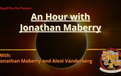 An Hour with Jonathan Maberry