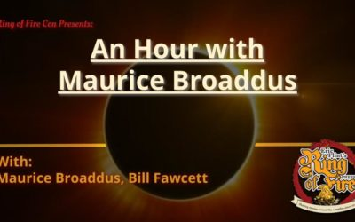 An Hour with Maurice Broaddus
