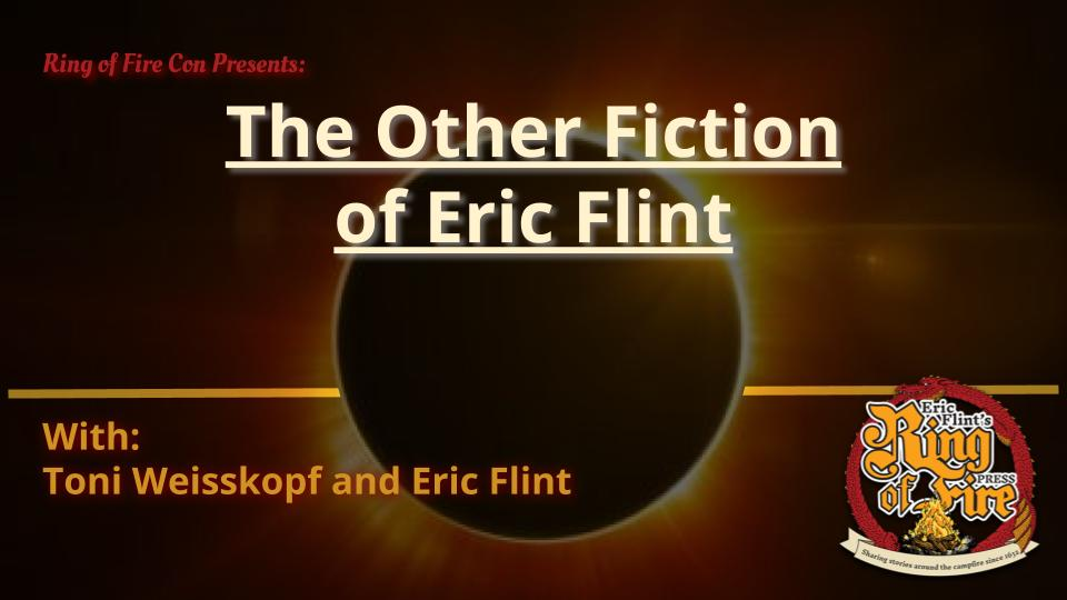 The Other Fiction of Eric Flint