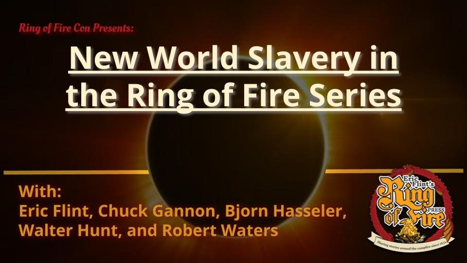 New World Slavery in the Ring of Fire