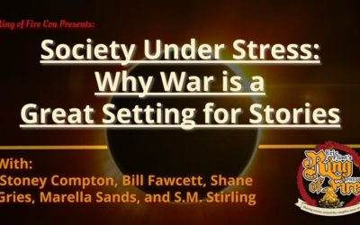 Society Under Stress: Why War is a Great Setting for Stories