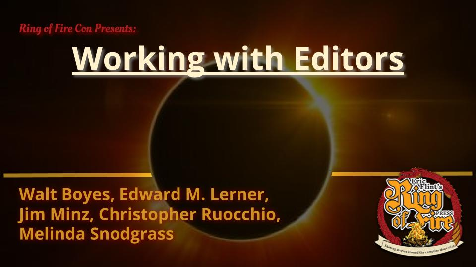 Working with Editors